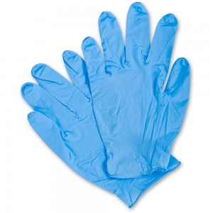 Supertouch Disposable Nitrile Gloves