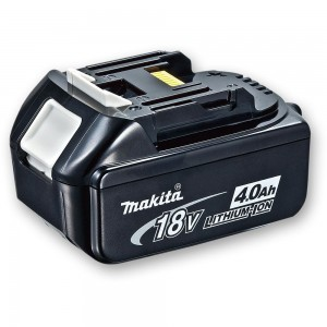 Makita BL1840 Li-Ion Battery 18V (4.0Ah)