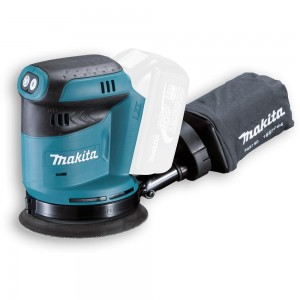 Makita DBO180Z Cordless Random Orbit Sander 18V (Body Only)