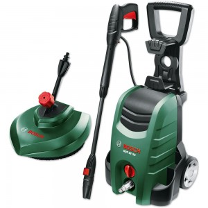 Bosch AQT 37-13 Plus  Pressure Washer with Patio Cleaner