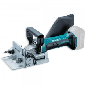 Makita DPJ180Z Cordless Biscuit Jointer 18V (Body Only)