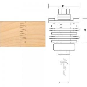 Axcaliber Adjustable Finger Joint Set