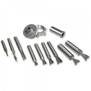 Leigh Accessory Set for RTJ400 Jig