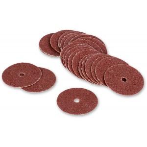 Arbortech HD Abrasive Discs for Contour Sander Pkt 25