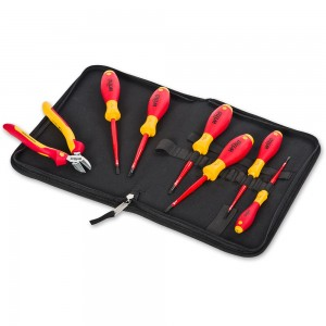 Wiha Super 7 Piece VDE Tool Set