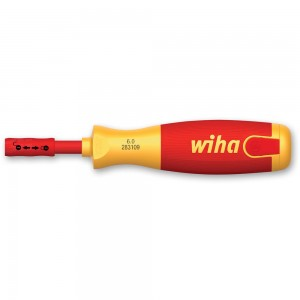 Wiha 6 in 1 VDE Screwdriver