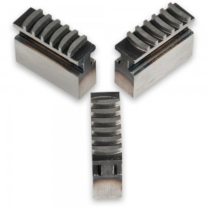 Axminster Engineer Series Soft Jaw Sets