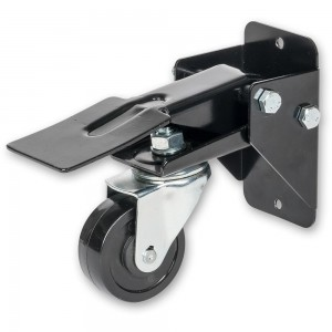 Axminster Workbench Castors (Pack of 4)