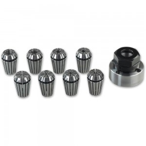 Proxxon Collet Set for PD 250/E