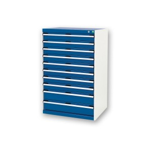 bott Cubio SL-8612-10.3 Cabinet With 10 Drawers