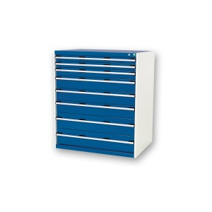 bott Cubio SL-10712-8.1 Cabinet With 8 Drawers