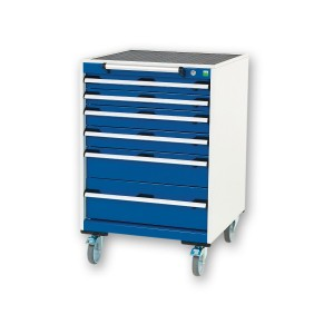 bott Cubio  Mobile Cabinet With 6 Drawers
