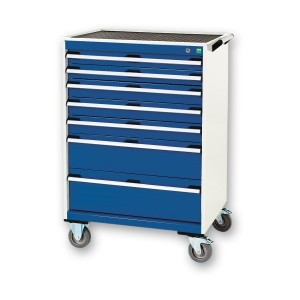 bott Cubio SLR-869-7.1 Mobile Cabinet With 7 Drawers