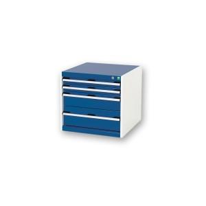 bott Cubio 4 Drawer Cabinet For Framework Bench