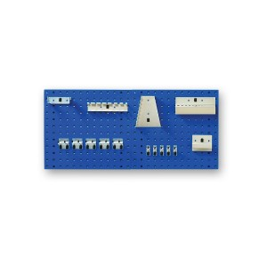 bott Perfo 2 x 0.5m Panel & Hook Kit 15 Piece