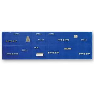 bott Perfo 4 x 1.5m Panel & Hook Kit 60 Piece