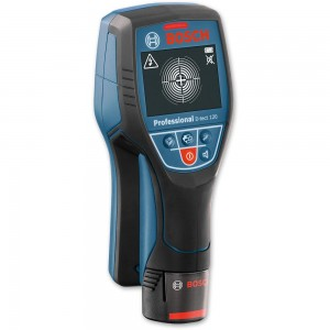 Bosch D-Tect 120 Wire Pipe & Stud Detector
