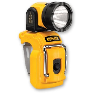 DeWALT DCL510N Compact LED Torch 10.8V (Body Only)