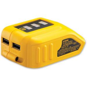 DeWALT DCB090 USB Charger Adaptor