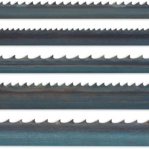 "Axcaliber Pack of 5 Bandsaw Blades - 1,435mm(56.1/2"")"