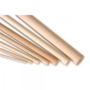 Beechwood Dowelling 498mm Lengths