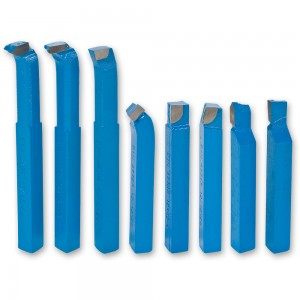 Tungsten Carbide Lathe Tool Set 12mm