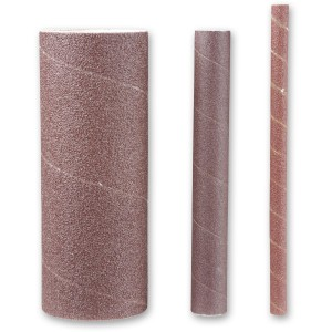 Abrasive Sleeves For Spindle Sanders