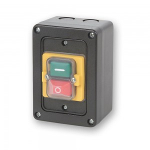 KEDU KJD12 NVR Switch 230V 1ph c/w Box