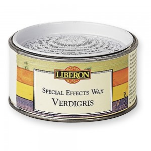 Liberon Verdigris Decorative Wax