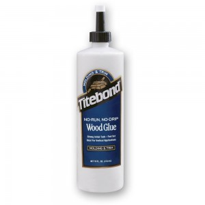 Titebond No-Run, No-Drip Wood Glue