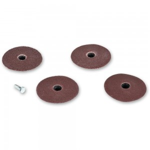 Arbortech Mini Sanding Pads & Disc for Mini Carver