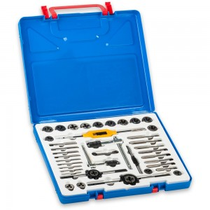 41 Piece Metric Tap & Die Set