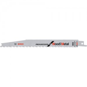 Bosch S3456XF Wood and Nail Sabre Saws Blade