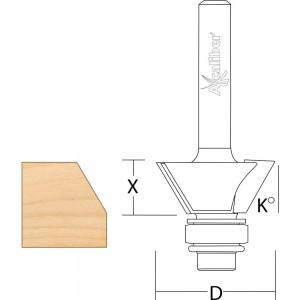 Axcaliber Bevel Trim Cutter