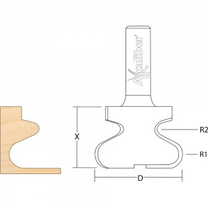 Axcaliber Drawer Pull Cutter 3