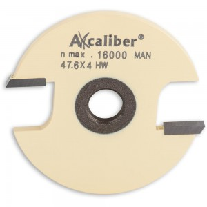 Axcaliber 2 Wing Slotting Cutters