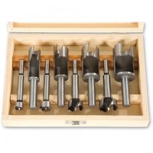 8 Piece Matching Plug and Bit Set (15-30mm)
