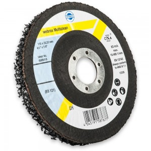 Webrax Multi-Clean 115mm Angle Grinder Discs