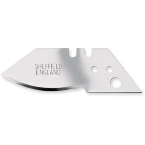 Convex Utility Knife Blades (Pkt 10)