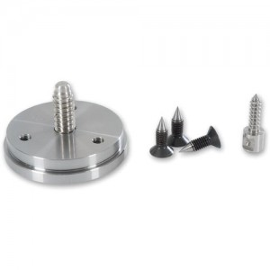 Axminster Screw Chuck Faceplate/Drive for C Jaws