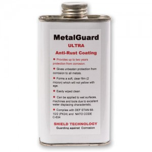 MetalGuard Ultra Anti-Rust Coating