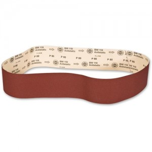Hermes Abrasive Belts 150 x 2,515mm