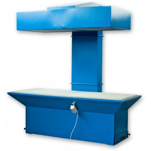 ELBH OBS2 Commercial Downdraft Table