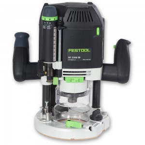 "Festool OF 2200 EB-Plus Router (1/2"")"