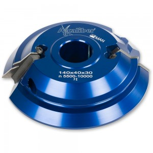 Axcaliber 45 degree Lock Mitre Cutter Head