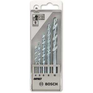 Bosch Masonry Drill Bit Sets