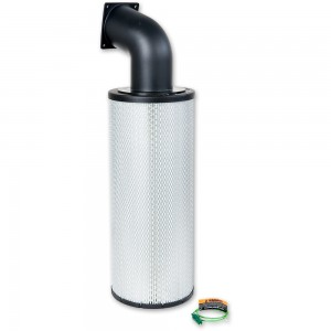 Jet Canister Filter for JDS-12 Sander