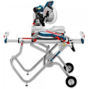 Bosch GCM 12 GDL Axial-Glide Mitre Saw and GTA 2500 W Legstand - PACKAGE DEAL