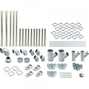Workshop Metal Ducting Kit