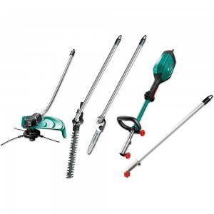 Bosch AMW 10 Garden Multi-Tool - PACKAGE DEAL